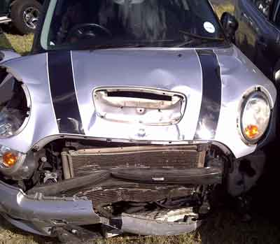 Involved in a car accident in South Africa and like to know what to do?