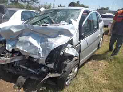 Nationwide traffic accident damage