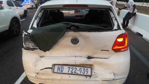 Involved in a car accident in South Africa?