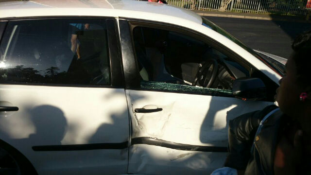 Motor car accident in South Africa and like to know what to do, please read more.