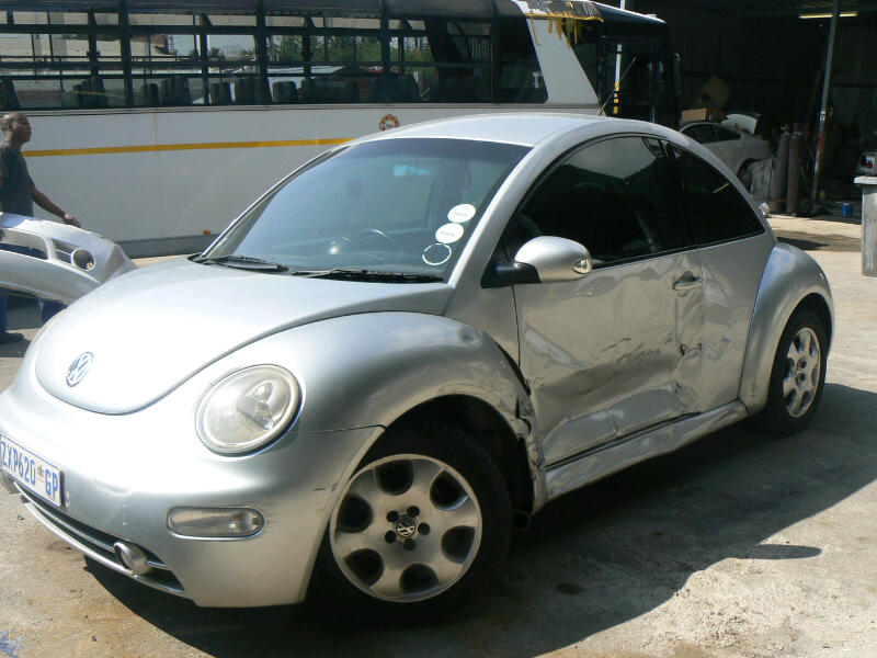 Motor accident in South Africa