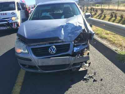 car accident in South Africa