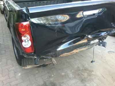 Report Your Motor Accident To The Police South Africa