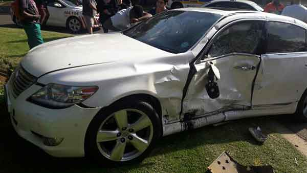Car Accident Damage Repair Quotation South Africa Rsa Ramla